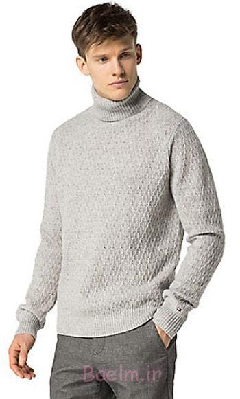 لباس زمستانی مردانه,مدل پلیور مردانه برند تامی هیلفیگر
