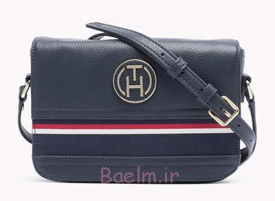 شیک ترین مدل کیف زنانه, کیف دستی زنانه تامی هیلفیگر