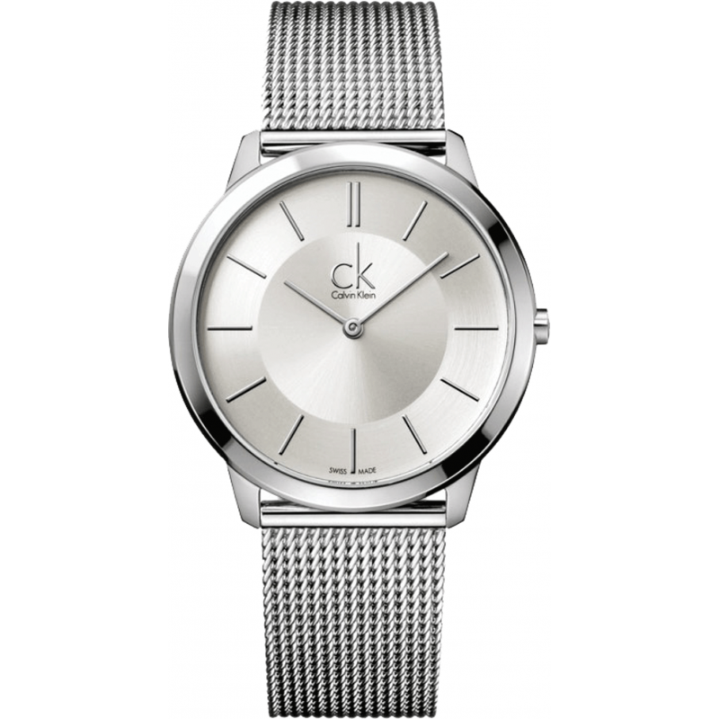 silver stylish watch for women