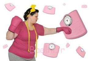 رژیم لاغری دارید؟ورزش می کنید؟پس چرا لاغر نمی شوید؟
