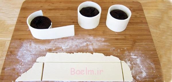 قهوه کیک