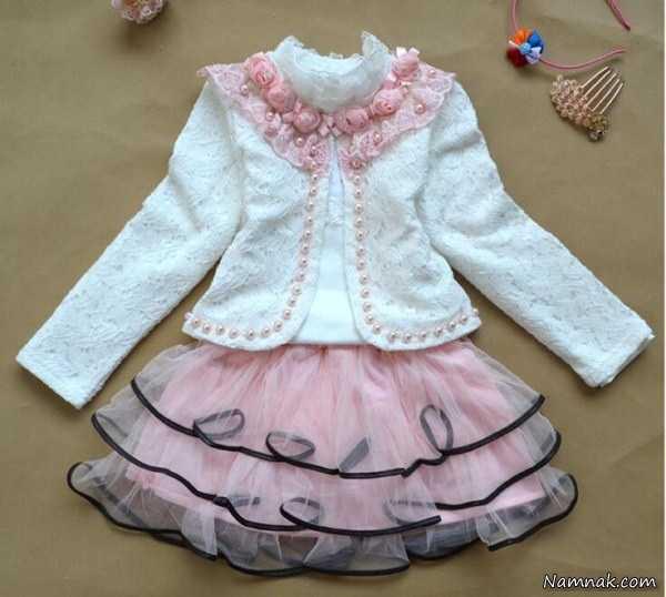 مدل لباس بچه گانه مجلسی ، لباس خونگی دخترونه ، لباس خونگی بچه گانه