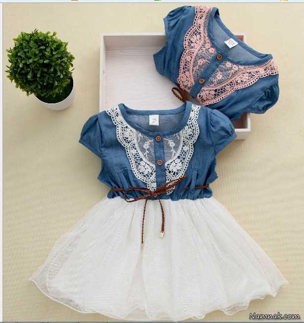 مدل لباس بچه گانه شیک مجلسی ، مدل لباس بچه گانه زیر یک سال ، مدل لباس دخترانه 3 ساله