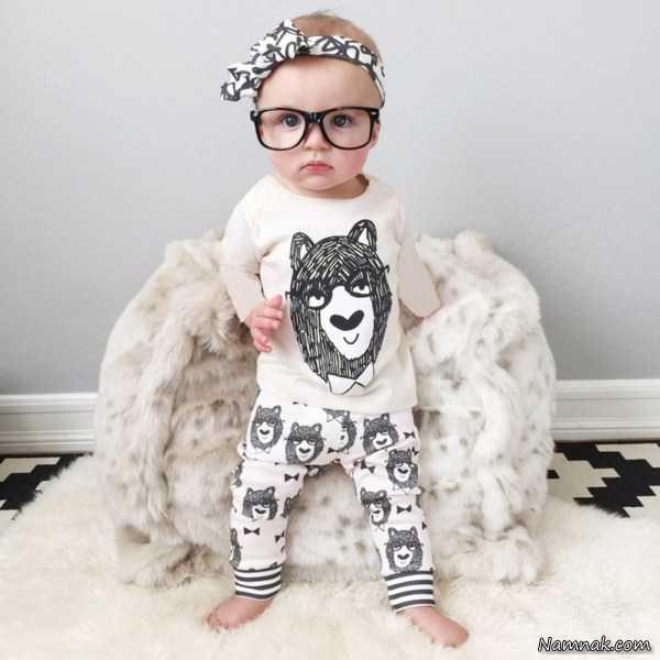 مدل لباس بچه گانه دخترانه ، مدل لباس بچه گانه دخترانه جدید ، مدل لباس بچه گانه و نوزادی