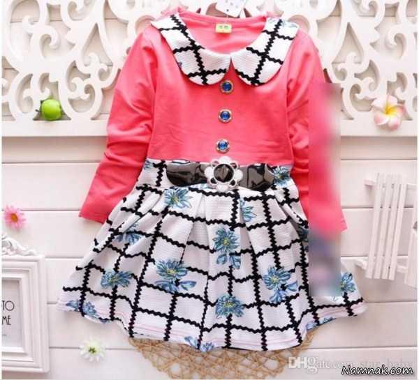 مدل لباس بچه گانه ، مدل لباس بچه گانه و نوزادی ، ژورنال لباس بچه گانه دخت
