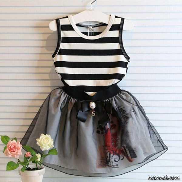 مدل لباس بچه گانه دخترانه ، لباس بچه گانه ، لباس بچه گانه دختر