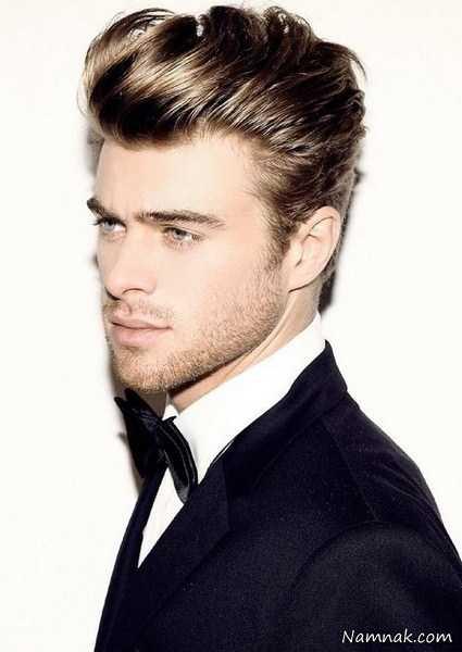 مدل موی مردانه ، مدل موی مردانه کلاسیک ، جدیدترین مدل موی مردانه اروپایی