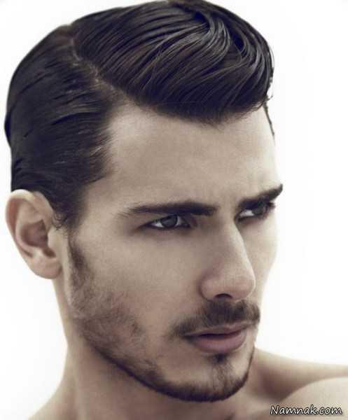 مدل موی خامه ای جدید ، مدل موی پسرانه کوتاه ، مدل موی پسرانه خامه ای