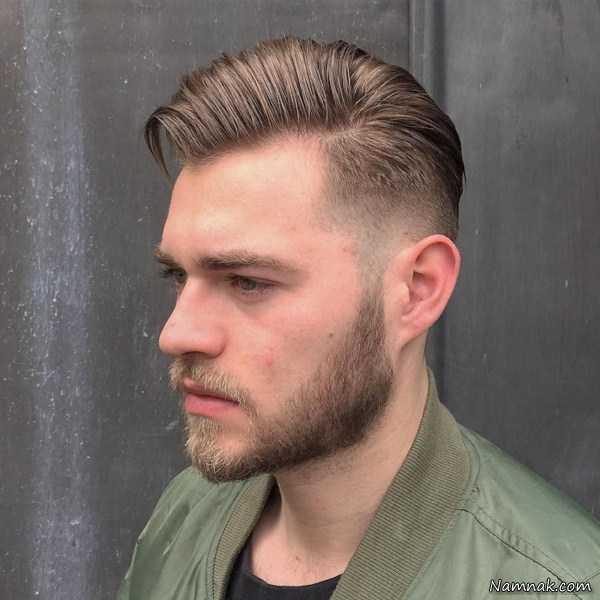 مدل موی خامه ای خارجی ، مدل موی پسرانه خامه ای ، مدل موی پسرانه اروپایی