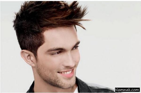 مدل موی پسرانه و مردانه ، مدل موی پسرانه فشن ، مدل موی مردانه