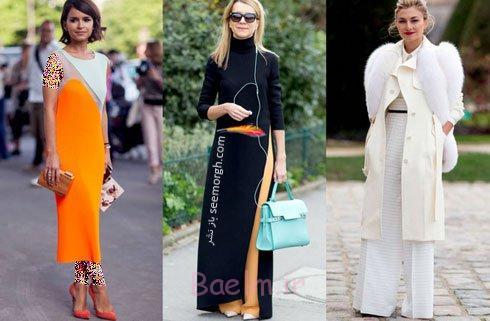 تنها مدلهای بلند قد میتوانند لباسها یا شلوارهای بلند را بپوشند