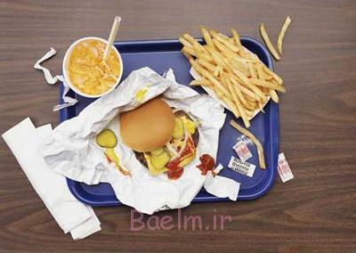 ناراحتی های گوارشی, تغذیه سالم