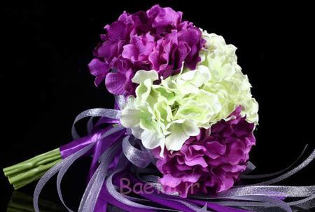 دسته گل عروس 2016, دسته گل عروس آبشاری