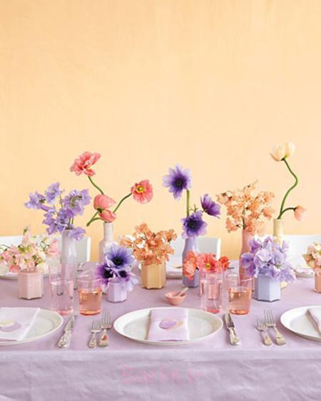 طریقه چیدن میز غذا, طرز چیدن میز غذا خوری, عکس چیدن میز غذا,