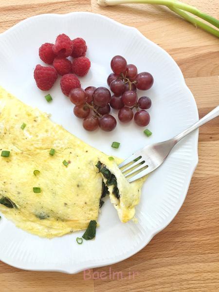 تزیین نیمرو, تزیین صبحانه کودکان