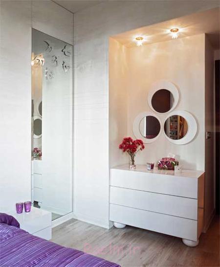 طراحی داخلی اتاق خواب, ترفندهای دکوراسیون اتاق خواب