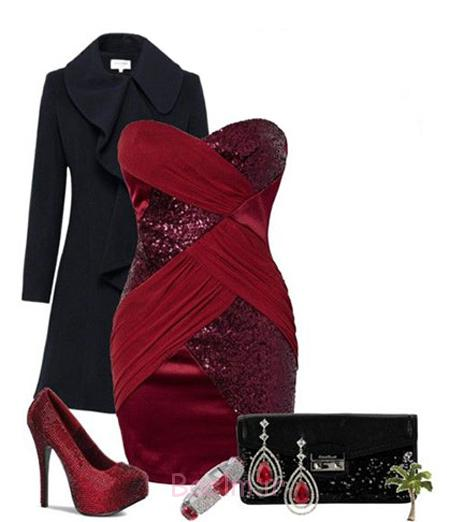 لباس روز ولنتاین,مدل لباس روز ولنتاین