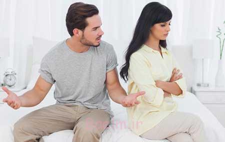 دعواهای زن و شوهری