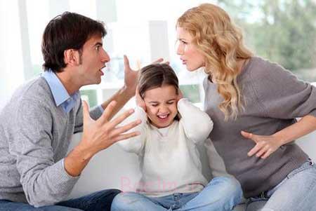 اختلاف های تکرارشونده بین همسران
