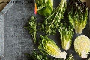 هشدارهایی برای استفاده از سبزیجات بسته بندی شده