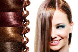 رنگ مو و هر آنچه خانم ها باید در موردش بدانند!!