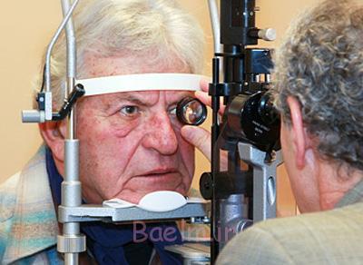 مراقبت از چشم ها در دیابتی ها, عروق خونی چشم