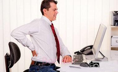 آسیب به سلامتی, عادات بد هنگام کار کردن, عوارض نشستن طولانی مدت