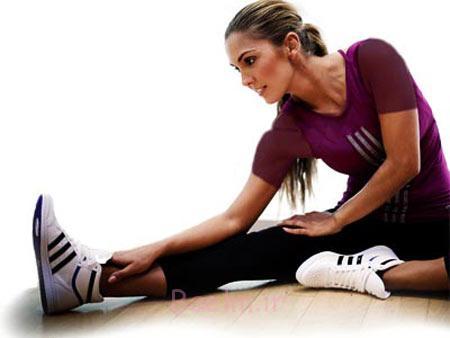 نشانه های تغییرات هورمونی در زنان, علائم تغییرات هورمونی در زنان, ورزش کردن زنان
