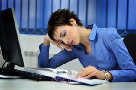اختلالات هورمونی در زنان, علائم تغییرات هورمونی در زنان,خستگی مداوم در زنان
