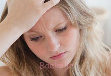 نشانه های تغییرات هورمونی در زنان, علائم تغییرات هورمونی در زنان, افسردگی در زنان