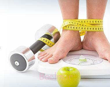 کاهش وزن, شل شدن پوست, پیشگیری از افتادگی پوست