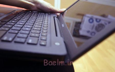 تمیزکردن لپ تاپ,راهنمای تمیزکردن لپ تاپ