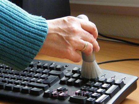تمیز کردن کامپیوتر, رازهای تمیزکردن لپ تاپ