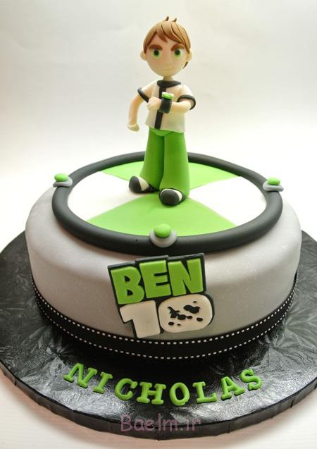عکس کیک تولد پزشکی