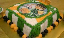 عکس مدل های کیک تولد کارتونی کودک | کیک تولد بن تن