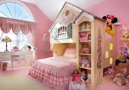 نحوه چیدمان ویترین اتاق کودک, ایده های چیدمان اتاق کودک