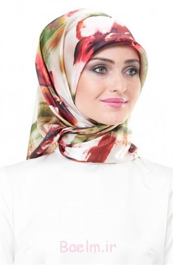 شیک ترین مدل روسری, مدل روسری زنانه