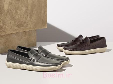 مدل کفش چرم مردانه, کفش مشکی مردانه