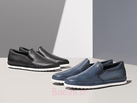 کفش مردانه برند TODS,شیک ترین مدل کفش مردانه