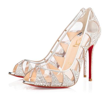 مدل کفش های کارشده عروس, کفش عروس سال 2016 مدل کفش سفید عروس عکس کفش عروسی, عکس کفش عروس بدون پاشنه,