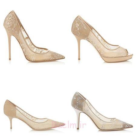 مدل کفش عروس برند جیمی چو, جدیدترین و شیک ترین مدل کفش عروس