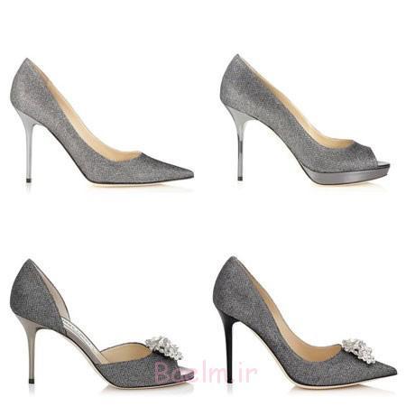 مدل کفش عروس پاشنه بلند, کفش عروس سفید