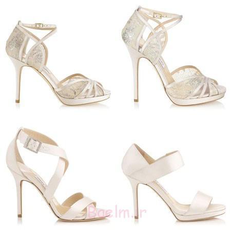 شیک ترین مدل کفش عروس, مدل کفش و صندل عروس