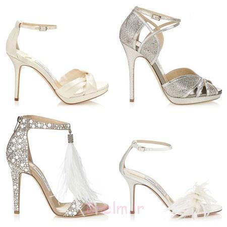 جدیدترین مدل کفش عروس, کفش های عروس جیمی چو