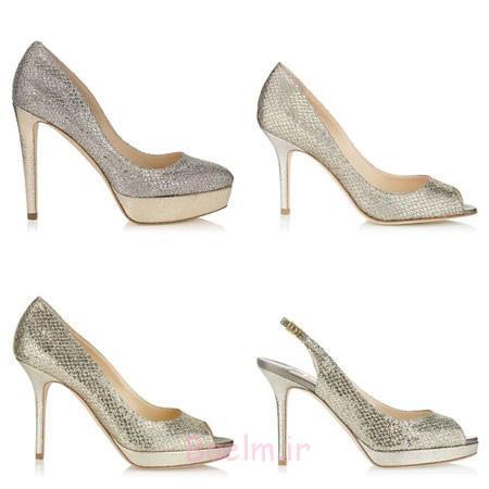 مدل صندل عروس,مدل کفش عروس