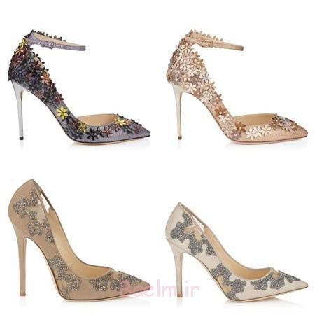 کفش عروس برند جیمی چو, مدل کفش عروس برند جیمی چو