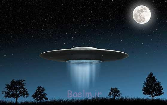 بشقاب پرنده - UFO