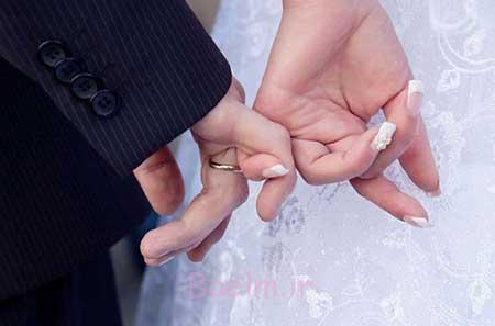 عروسهای بزرگتر از داماد