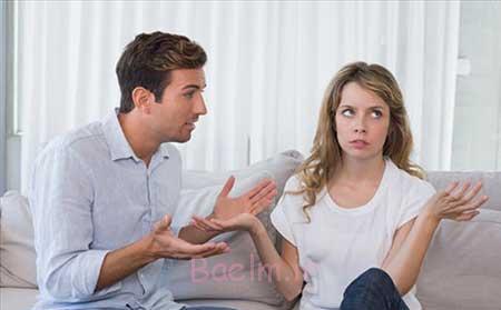 ارتباط برقرار کردن با همسر