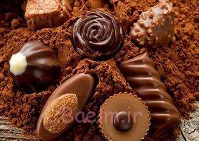 برای گلو درد شکلات بخورید!